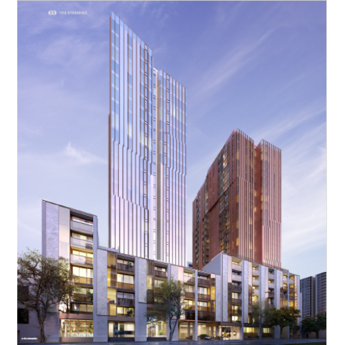 South Melbourne 精品公寓 Evermore Apartments